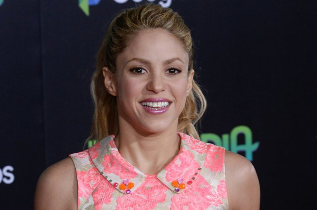 Shakira in Concert: El Dorado World Tour will debut on HBO ahead of the singer's Super Bowl LIV halftime show. File Photo by Jim Ruymen/UPI