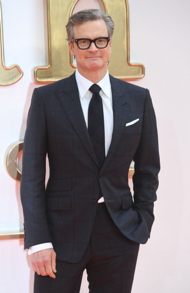 Colin Firth attends the premiere of Kingsman: The Golden Circle at Odeon, Leicester Square in London on September 18, 2017. The actor turns 60 on September 10. File Photo by Rune Hellestad/ UPI