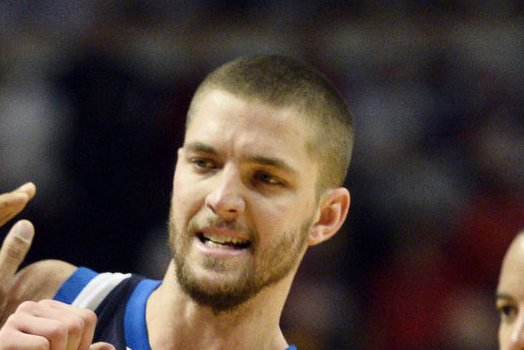 Memphis Grizzlies forward Chandler Parson has played only 95 games the last three seasons. File Photo by Brian Kersey/UPI