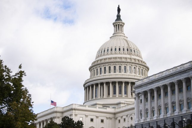 The Senate passed four of the 12 appropriations bills needed to fully fund the government. Photo by Kevin Dietsch/UPI