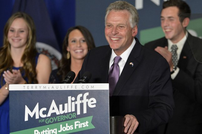 Gov. McAuliffe reaches out to Virginia Republicans in inaugural ...