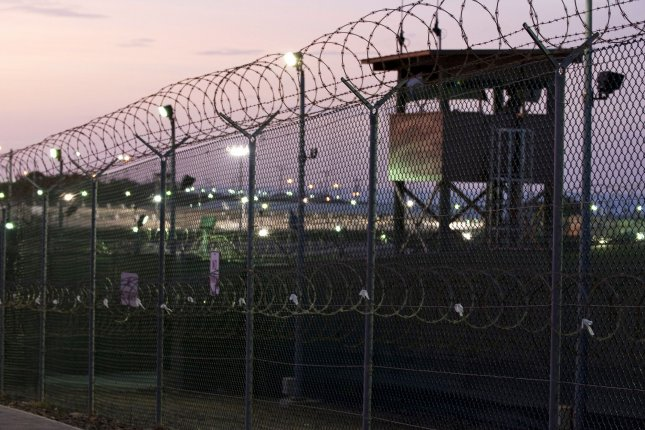 U.S. Attorney General Loretta Lynch on Wednesday acknowledged to a Senate committee that President Barack Obama's plan to transfer some of the remaining detainees at the Guantanamo Bay Naval Base prison in Cuba (pictured) would conflict with federal law. During her testimony, Lynch said Obama would need to work with Congress to address the legal challenge of such transfers, and stated that the president intends to do just that. File photo courtesy Michael R. Holzworth/U.S. Air Force