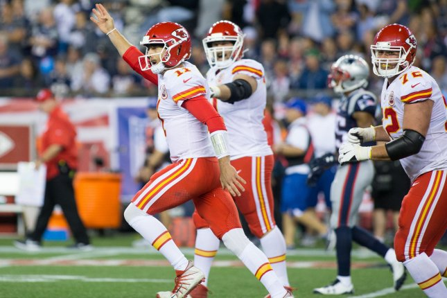 Alex Smith admits this season may be his last in Kansas City