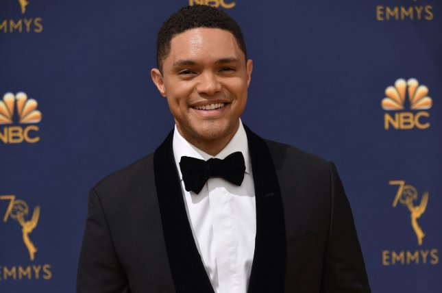 Daily Show host Trevor Noah has releaed a new podcast on subscription service Luminary. File Photo by Christine Chew/UPI