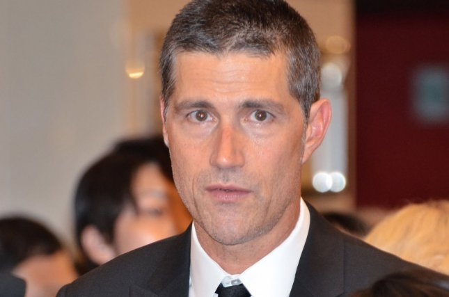 Matthew Fox has signed on to star in the new Peacock thriller, Last Light. File Photo by Keizo Mori/UPI