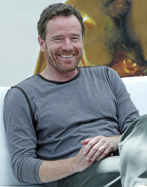 Actor Bryan Cranston arrives at a photocall for the television show Breaking Bad during the 49th Monte Carlo Television Festival in Monte Carlo, Monaco on June 10, 2009. (UPI Photo/David Silpa)
