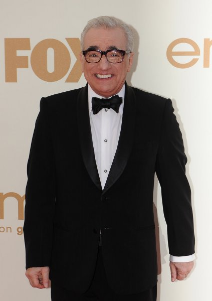 Martin Scorsese arrives at the 63rd Primetime Emmy Awards at the Nokia Theatre in Los Angeles on September 18, 2011. UPI/Jayne Kamin Oncea