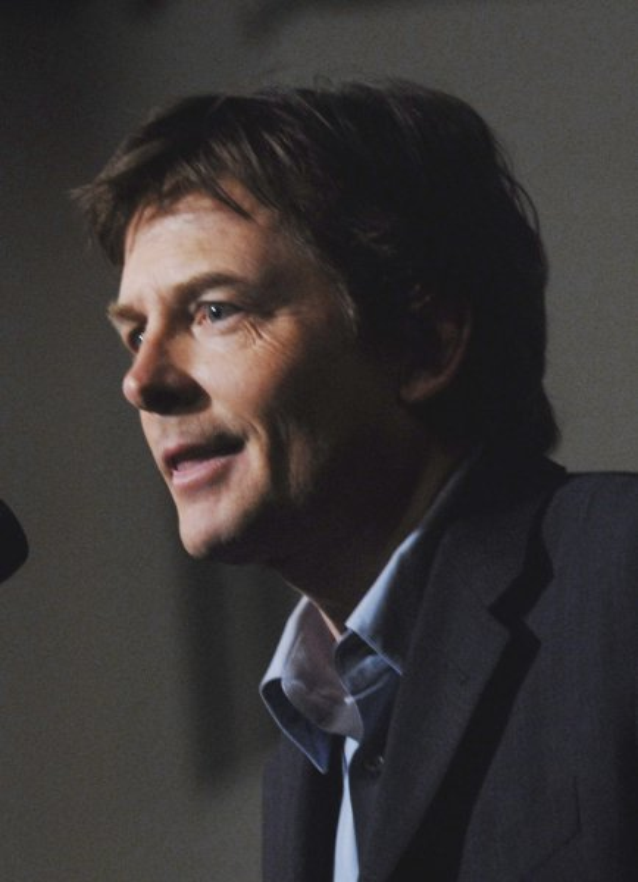 Michael J. Fox (UPI Photo/Alexis C. Glenn)