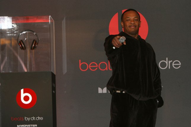 Dr. Dre's new album is set for release Friday. Photo by Daniel Gluskoter/UPI