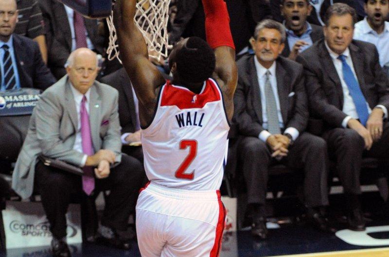 John Wall leads Washington Wizards past Charlotte Hornets - UPI.com a3c398544