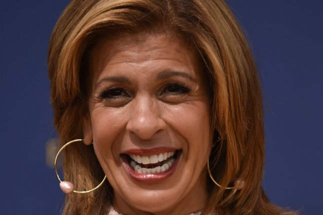 Hoda Kotb discussed the possibility of a third child after adopting a second daughter, Hope Catherine, with Joel Schiffman. File Photo by Christine Chew/UPI