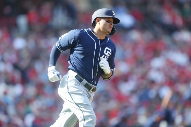 cee30d24 San Diego Padres slugger Manny Machado, playing in his first game in  Baltimore since leaving the Orioles, belted his 100th career home run at  Camden Yards ...