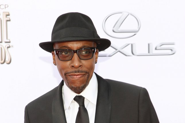 Arsenio Hall will premiere his Netflix stand-up comedy special Smart & Classy on Oct. 29. File Photo by Ken Matsui/UPI