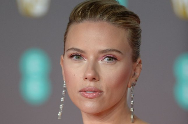 Disney announced Marvel movie Black Widow, starring Scarlett Johansson, is being postponed from its Nov. 6 release date until May 7, 2021. File Photo by Rune Hellestad/UPI
