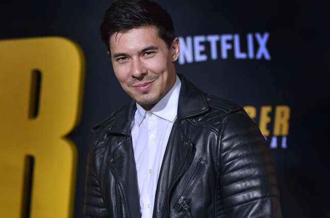 Lewis Tan's Mortal Kombat slipped from No. 1 to No. 2 this weekend as the anime movie Demon Slayer scored the top spot at the North American box office. File Photo by Chris Chew/UPI