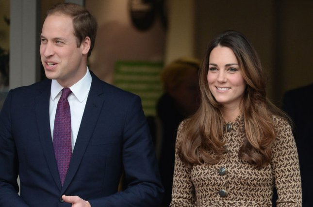 Prince William, The Duke of Cambridge and Catherine, The Duchess of Cambridge visit the Only Connect Projects in King's Cross in London on November 19, 2013. UPI/ Rune Hellestad