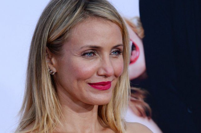 Cast member Cameron Diaz attends the premiere of the motion picture romantic comedy The Other Woman at the Regency Village Theatre in the Westwood section of Los Angeles on April 21, 2014 Storyline: After discovering her boyfriend is married, Carly (Cameron Diaz) soon meets the wife he's been cheating on, she realizes they have much in common, and her sworn enemy becomes her greatest friend. And when yet another affair is discovered, all three women team up to plot mutual revenge on the three-timing SOB. UPI/Jim Ruymen