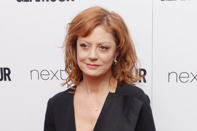 Susan Sarandon attends the Glamour Women of the Year Awards in 2016. File Photo by Rune Hellestad/UPI