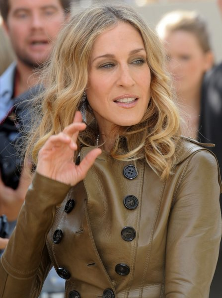 Sarah Jessica Parker, who tied for the top spot of highest-paid actresses with $30 million over the past year. UPI/Rune Hellestad