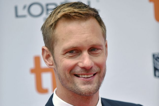 Alexander Skarsgard plays Perry Wright in Big Little Lies Season 1. File Photo by Christine Chew/UPI