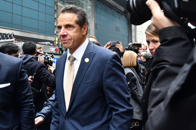 Neither President Donald Trump nor New York Gov. Andrew Cuomo announced an agreement on expedited entry programs. File Photo by Louis Lanzano/UPI