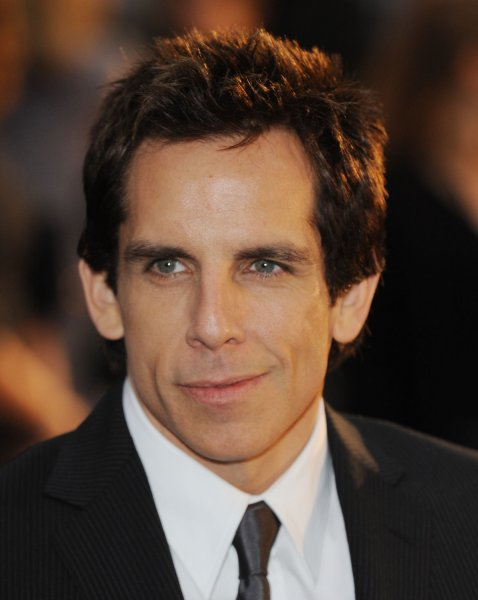 American actor Ben Stiller attends the premiere of Tropic Thunder at Odeon, Leicester Square in London on September 16, 2008. (UPI Photo/Rune Hellestad)
