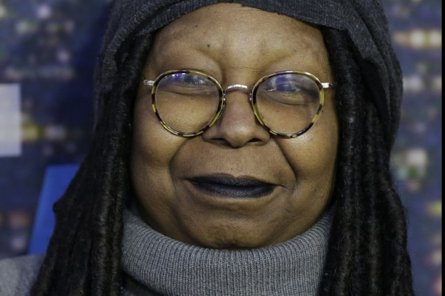 Whoopi Goldberg arrives on the red carpet at the SNL 40th Anniversary Special at 30 Rockefeller Plaza in New York City on February 15, 2015. Photo by John Angelillo/UPI