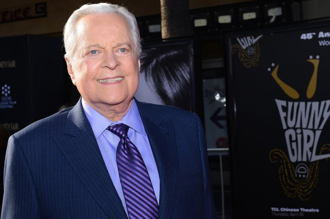 TCM host Robert Osborne arrives for the world premiere of the 45th anniversary restoration of Funny Girl at the opening night gala of the 2013 TCM Classic Film Festival in Los Angeles on April 25, 2013. The network is planning a 48-hour tribute to Osborne, its renowned interviewer and presenter, who died this week at the age of 84. File Photo by Jim Ruymen/UPI