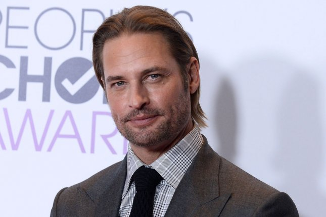 Actor Josh Holloway appears backstage during the 42nd annual People's Choice Awards on January 6, 2016. Holloway's sci-fi drama Colony has been renewed for a third season. File Photo by Jim Ruymen/UPI