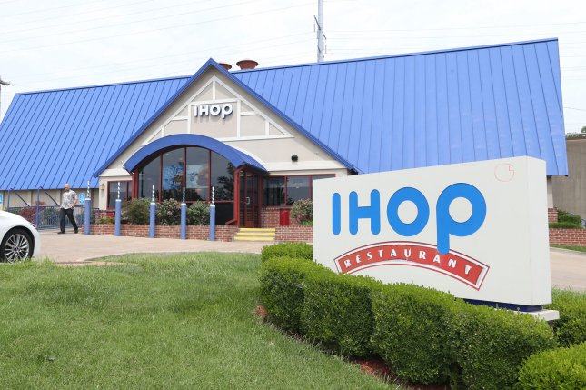 A waitress at an IHOP restaurant in New Jersey was given a $1,200 tip by a group of friends trying to spread some holiday cheer. File Photo by BIll Greenblatt/UPI