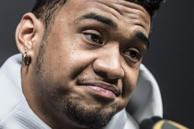 Former Alabama Crimson Tide quarterback Tua Tagovailoa was selected with the No. 5 overall pick in last month's NFL Draft. File Photo by Terry Schmitt/UPI