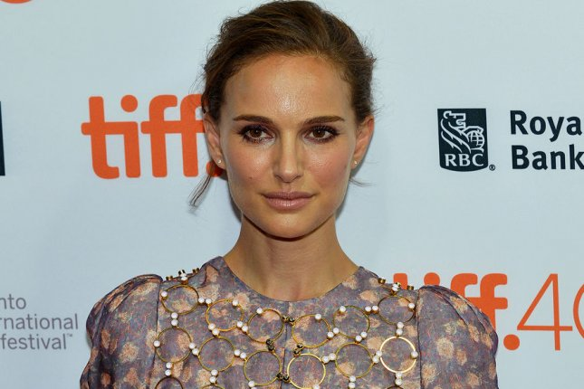 Natalie Portman at the Toronto International Film Festival TIFF Soirée on September 9, 2015. The actress played Queen Amidala in three Star Wars movies. File Photo by Christine Chew/UPI