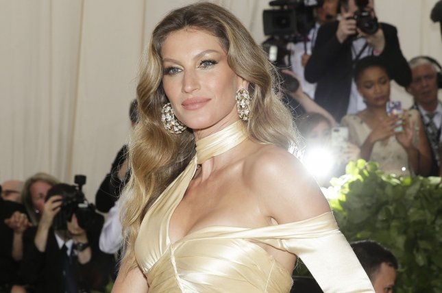 Gisele Bundchen said in her memoir she contemplated killing herself after experiencing severe panic attacks. File Photo by John Angelillo/UPI
