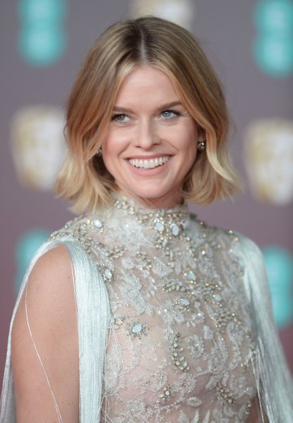 Alice Eve will appear in The Power, a new thriller based on the Naomi Alderman novel. File Photo by Rune Hellestad/UPI