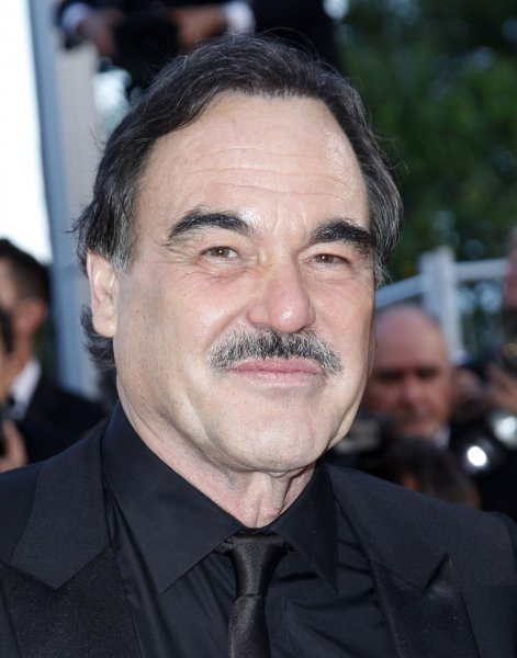 Oliver Stone arrives on the red carpet before the screening of the film Wall Street: Money Never Sleeps during the 63rd annual Cannes International Film Festival in Cannes, France on May 14, 2010. UPI/David Silpa