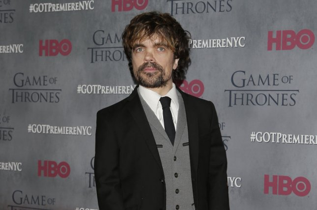 Tyrion Lannister arrives on the red carpet at the Game Of Thrones Season 4 premiere at Avery Fisher Hall at Lincoln Center in New York City on March 18, 2014. UPI/John Angelillo