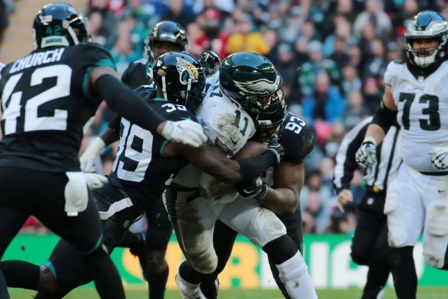 Jacksonville Jaguars defense disappoints in loss - UPI.com 4df47cc17