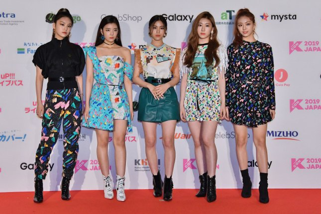 Itzy released a preview of their video for M.A.F.I.A. In the Morning, the title track from their EP Guess Who. File Photo by Keizo Mori/UPI