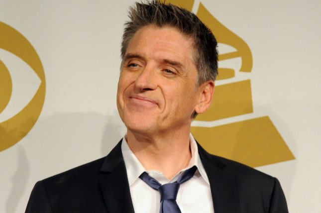 Comedian Craig Ferguson appears backstage during the Grammy Nominations Concert Live -- Countdown to the Music's Biggest Night event in Los Angeles on December 1, 2010. Ferguson will be seen on Thursday's edition of Lip Sync Battle. File Photo by Jim Ruymen/UPI