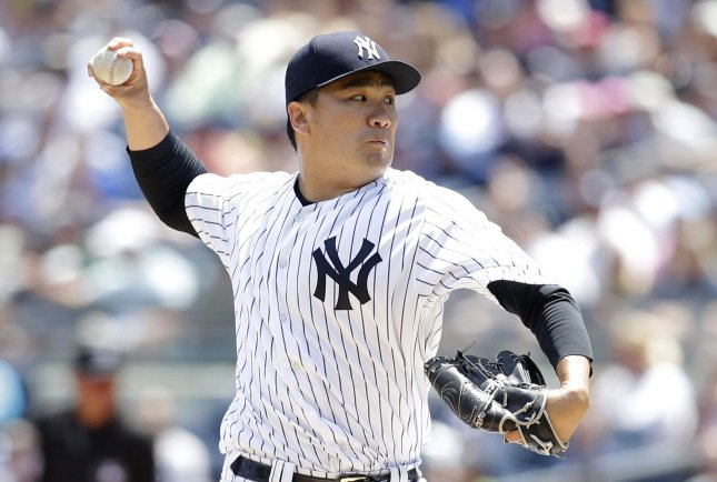 Yankees place Masahiro Tanaka on DL with shoulder inflammation