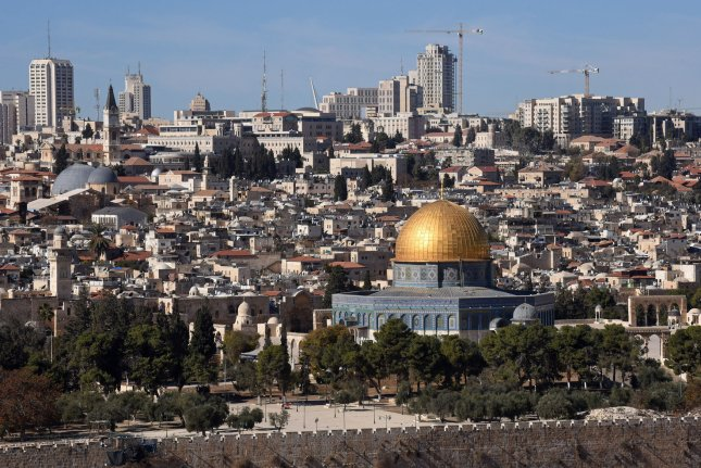 The Trump administration did not say Monday whether it plans to move the U.S. Embassy in Israel from Tel Aviv to Jerusalem. Photo by Debbie Hill/UPI