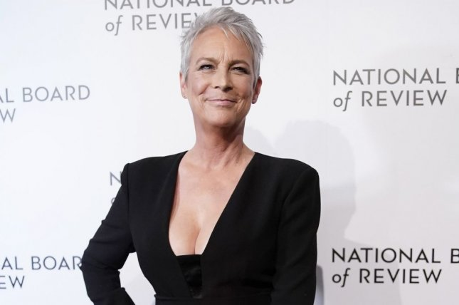 Jamie Lee Curtis stars in the new trailer for Halloween Kills. File Photo by John Angelillo/UPI