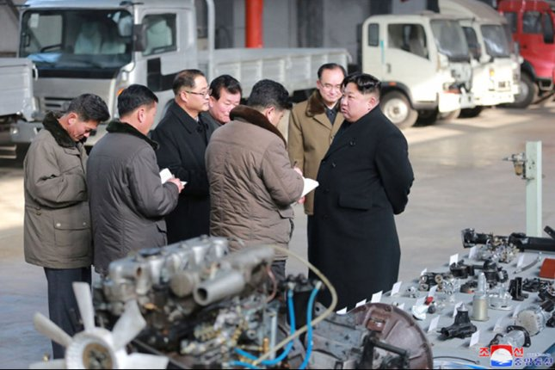 U.S. lawmaker: likelihood of 'preemptive war' with North Korea grows