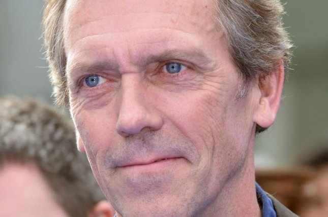 English actor Hugh Laurie has signed on to co-star in Hulu's adaptation of Catch-22. File Photo by Paul Treadway/UPI