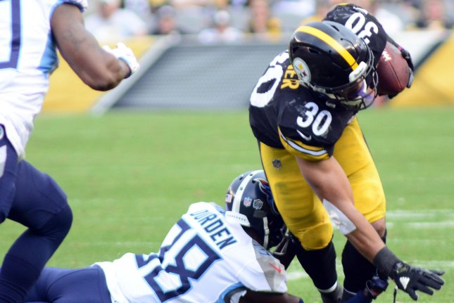 eed23aa8e463 Pittsburgh Steelers  Le Veon Bell a no-show