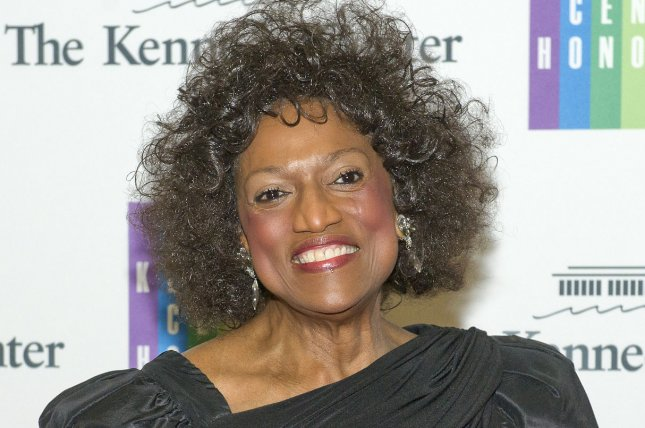 Opera star Jessye Norman has died at the age of 74. File Photo by Ron Sachs /Pool