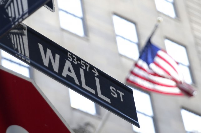 The Dow Jones Industrial Average gained 188 points as markets snapped a multi-day losing streak amid the lowest unemployment numbers in 14 months and a rise in tech stocks. File Photo by John Angelillo/UPI