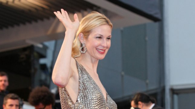 Kelly Rutherford arrives on the red carpet before the screening of the film Cosmopolis. Rutherford has had to file for bankruptcy after legal fees surrounding her divorce and custody battle. UPI/David Silpa