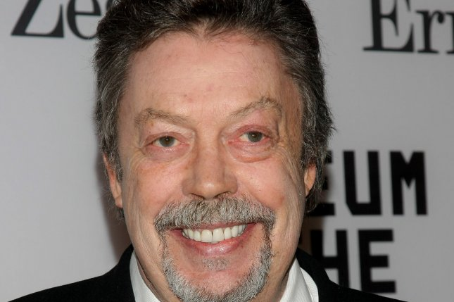 Tim Curry arrives at the Museum of the Moving Image's event where actor Alec Baldwin is being honored at Cipriani on February 28, 2011 in New York City. Photo by Monika Graff/UPI
