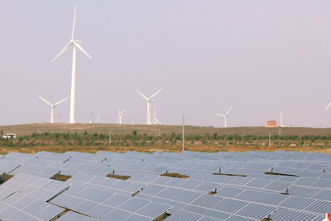New problems emerging on the grid as more sources of wind and solar power come online across the globe, the IEA finds in a 40-page market report. UPI/Stephen Shaver